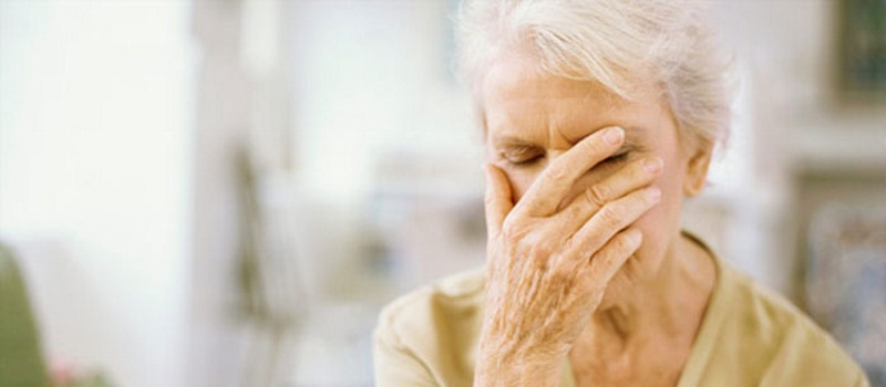 Старческая депрессия