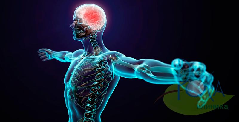 органическое поражение нервной системы